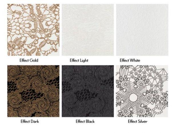 decor 1 616x468 - Decortiles faz releitura de rendas sobre a cerâmica com textura e relevo