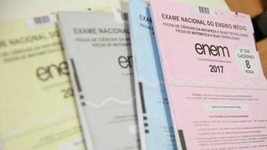 enem 1 390x220 - Inep divulga hoje os gabaritos oficiais do Enem