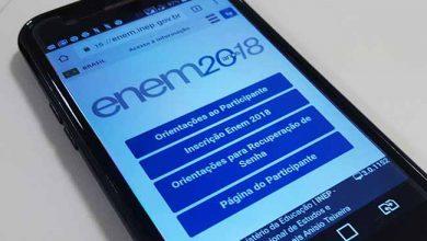 enem 2018 390x220 - Confira as fontes de informação oficiais sobre o Enem 2018