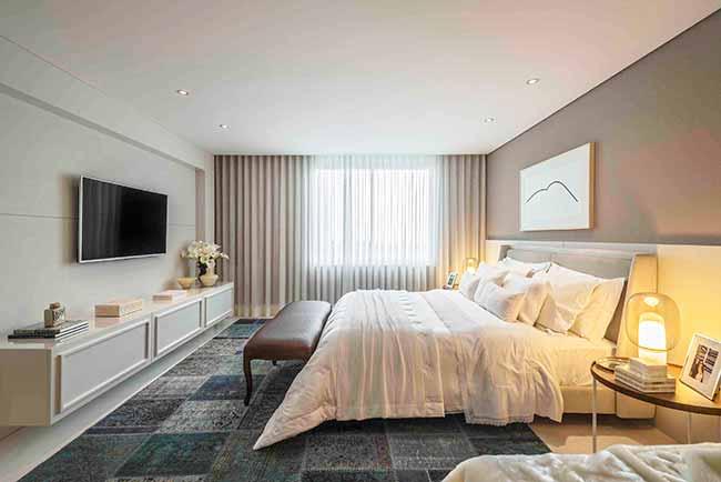 estelahotel2 - O conforto de um quarto de hotel em casa