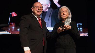 fermonte 8262 390x220 - Fernanda Montenegro recebe primeiro Mérito Cultural da PUCRS