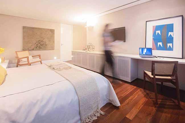 flaviahotel - O conforto de um quarto de hotel em casa