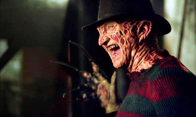 freddykrueger - Terror: os filmes clássicos dos anos 80