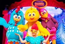 galinha pintadinha 220x150 - Galinha Pintadinha e a Fabulosa Trupe chega à cidade de Salto