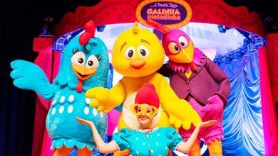 galinha pintadinha 390x220 - Galinha Pintadinha e a Fabulosa Trupe chega à cidade de Salto