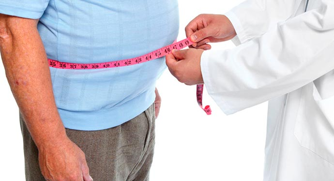 gordura abdominal - Cardiologista faz alerta sobre os riscos da gordura abdominal