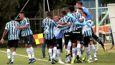 gremio bate o internacional e esta classificado as semifinais da copa sul sub 19 390x220 - Grêmio bate o Internacional na Copa Sul Sub-19