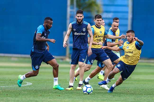 gremio pega sport pelo brasileira o antes da decisa o pela libertadores - Tricolor enfrenta o Sport Recife antes da decisão pela Libertadores