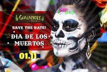 imagem release 1474407 220x150 - Festa especial para celebrar o Dia de Los Muertos
