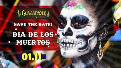 imagem release 1474407 390x220 - Festa especial para celebrar o Dia de Los Muertos