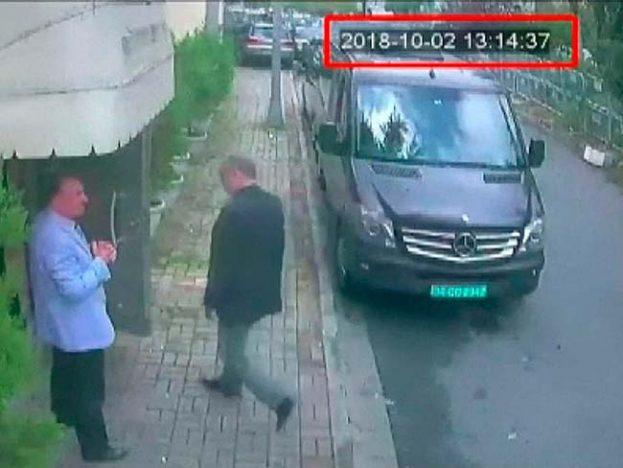 khashoggi saudi 623x468 - Partes do corpo de jornalista são encontradas no jardim da residência do cônsul saudita