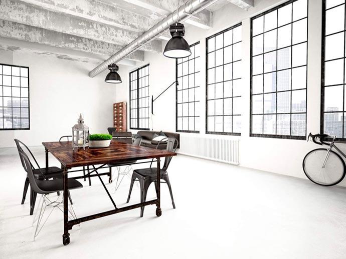 loft - Decoração de lofts: conheça as principais tendências