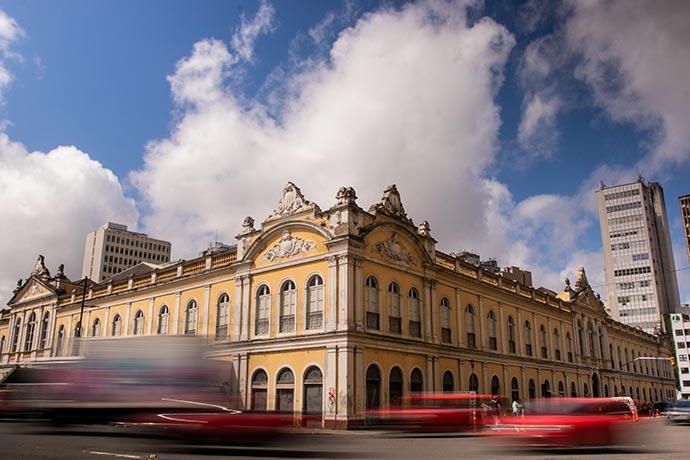 mercado publico - Mercado Público de Porto Alegre completa hoje 149 anos