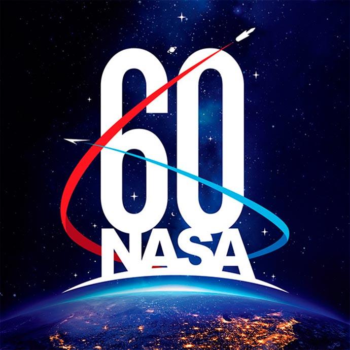 nasa 60 anos - Nasa faz 60 anos e planeja muitas aventuras