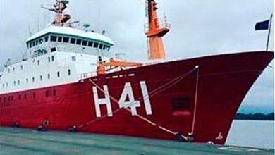 navio 390x220 - 37ª Operação Antártica da Marinha partiu hoje do RJ