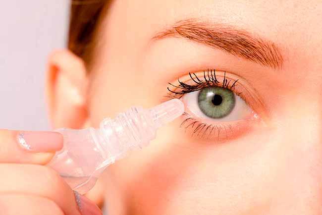 olho 2 - Sintomas da Síndrome de Sjogren incluem olho seco