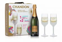 pack chandon brut colors collection   verso garrafa 2taA as 220x150 - Chandon lança taças brancas para o réveillon