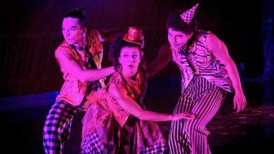 porto 390x220 - Álvaro Moreyra recebe espetáculo de dança Gran Fuleiros Circus