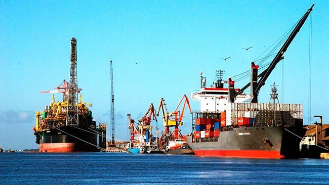 porto de rio grande - Dragagem do Porto de Rio Grande é reiniciada