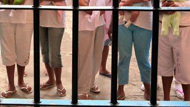 presas 390x220 - Sistema carcerário brasileiro tem 477 grávidas e lactantes