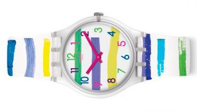 relog 390x220 - Swatch aposta em relógios diferenciados