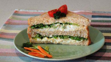 sanduiche 390x220 - Sanduíche com salada de ovos