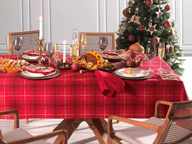 sempre limpa retangular - Karsten lança coleção de Natal