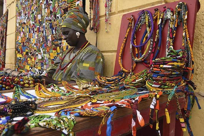 senegaleses poa - Festival da cultura senegalesa ocorre neste fim de semana em Porto Alegre