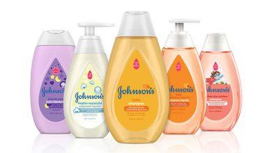 shampoo 390x220 - JOHNSON'S®lança novas embalagens