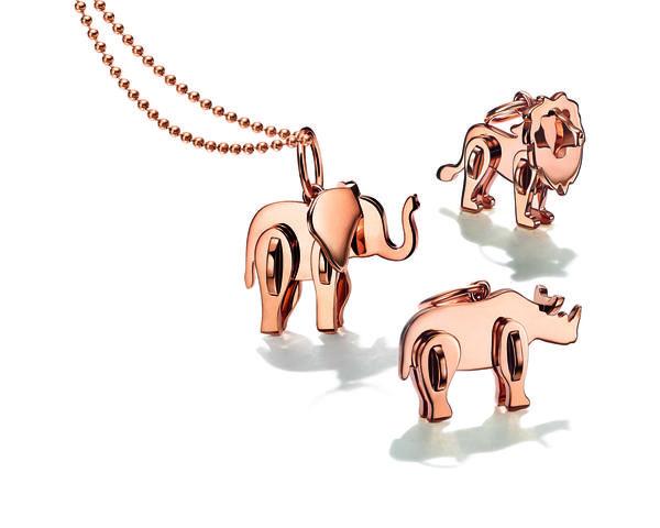 tiffany save the wild - Tiffany & Co. lança coleção de joias Save the Wild