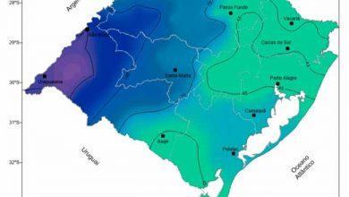 09112743 1562993 GDO 390x220 - Calor acima dos 30 graus traz chuva ao RS na próxima semana