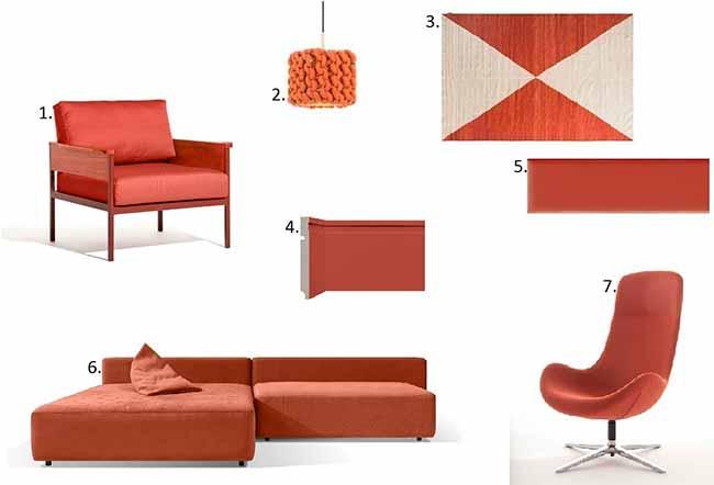 0montagem1181107 144407 - Cor do Ano da Eucatex invade o design de mobiliário