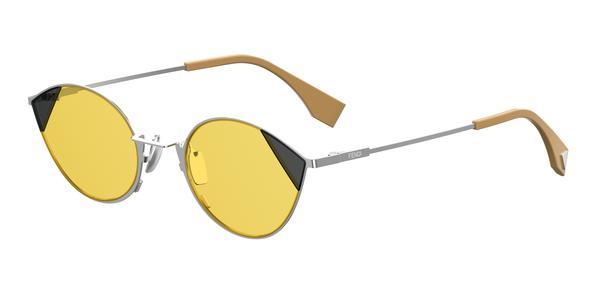 349554 838846 fendi ff0342s fashion show 2017410b1zho r00   r  1.769 00 web  - Kerry Washington usa óculos de sol da Fendi