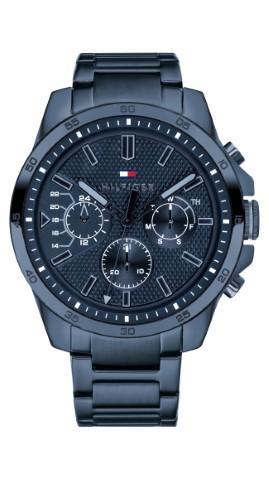 349575 838976 th decker 1791560 jpg web  - Tommy Hilfiger lança sua nova coleção de relógios