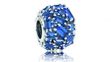 351020 844882 pandora charm cristal de gelo azul r349 web  390x220 - PANDORA apresenta coleção maravilhas de Natal