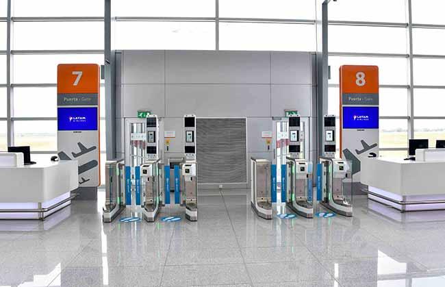 @sanantoniostudiouy 1 - Uruguai é o primeiro país da América do Sul a implementar embarque biométrico