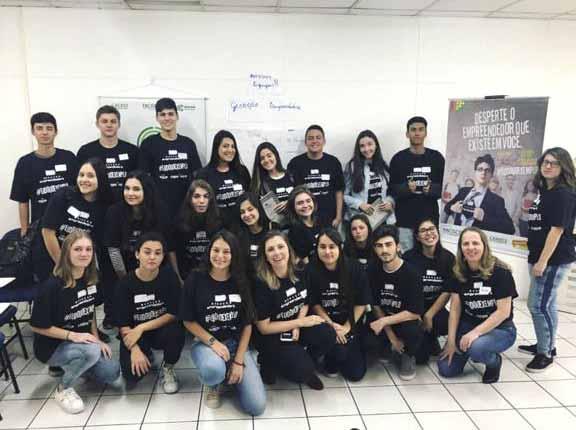 Acibalc Geração empreendedora 1 - Programa promove integração de jovens de BC e Camboriú com empresas locais