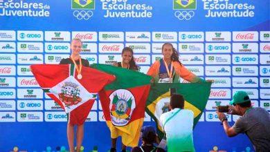 Atleta de Novo Hamburgo leva ouro no salto em distância dos Jogos Escolares 390x220 - Atleta de Novo Hamburgo leva ouro no salto em distância dos Jogos Escolares
