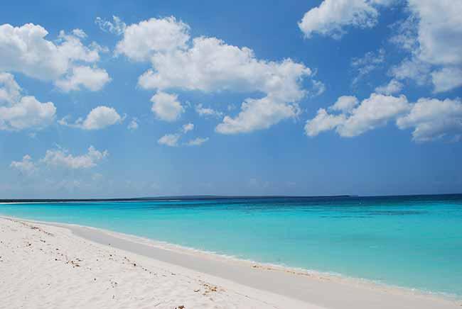 Bahía de Las Aguilas 2 - As praias paradisíacas da República Dominicana