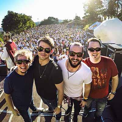 Banda Maria Palheta 2 - Banda Maria Palheta estreia no Didge BC neste sábado em Balneário Camboriú