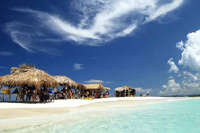 Beach Cayo Arena 001 - As praias paradisíacas da República Dominicana