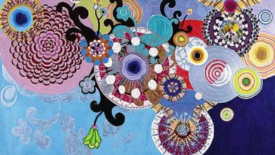 """Beatriz Milhazes – um itinerário gráfico 390x220 - Florianópolis recebe exposição """"Beatriz Milhazes – um itinerário gráfico"""""""