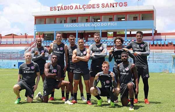 Colorado finaliza preparação para enfrentar o Ceará - Inter pronto para encarar o Ceará