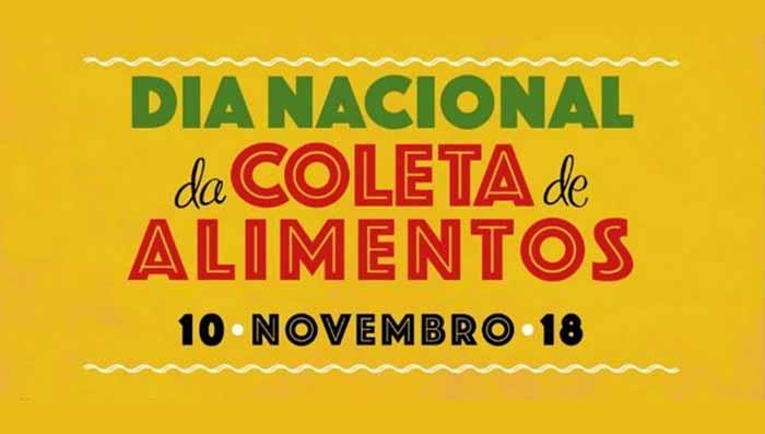 Dia Nacional da Coleta de Alimentos - Dia Nacional da Coleta de Alimentos é neste sábado