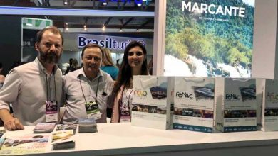 Diretoria de Turismo promove Novo Hamburgo 390x220 - Novo Hamburgo participa do maior evento de turismo do Brasil