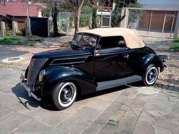 Exposição de carros antigos Divulgação 623x468 - Bourbon Wallig sedia o 27º Encontro Sul Brasileiro de Veículos Antigos