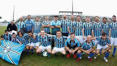 Grêmio participa de Gre Nal solidário em Capão da Canoa 390x220 - Amanhã, sábado, tem Gre-Nal solidário em Capão da Canoa