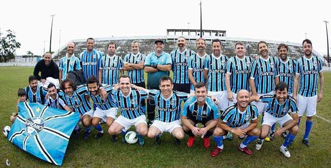 Grêmio participa de Gre Nal solidário em Capão da Canoa - Amanhã, sábado, tem Gre-Nal solidário em Capão da Canoa