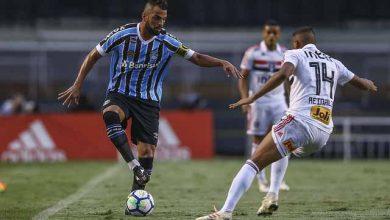Gremio segue no G4 2018 390x220 - Grêmio empata mas segue no G4 do Brasileiro