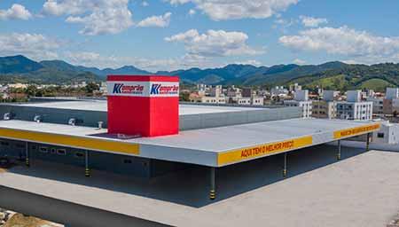 Grupo Koch inaugura unidade em Camboriú Fotos Luiz Junnior - Grupo Koch inaugura mais uma unidade em Camboriú